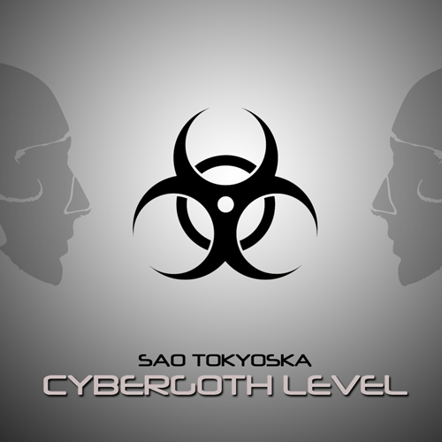 cybergoth-cover sao tokyoska techno minimal cybergoth level
